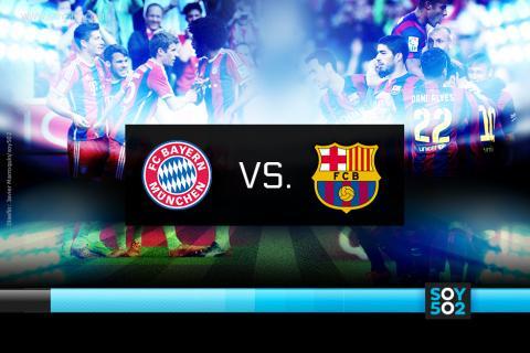 Minuto a minuto: Bayern Munich-Barcelona por la Champions