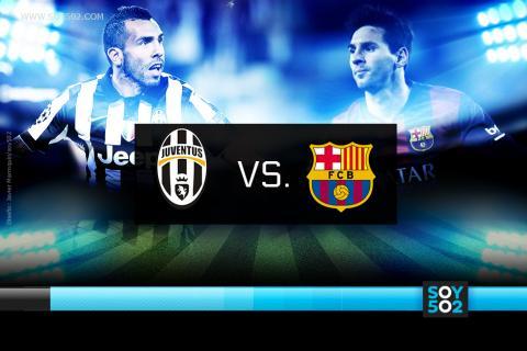 Minuto a minuto: Juventus-Barcelona por la final de la Champions