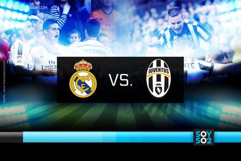 Minuto a minuto: Real Madrid-Juventus por la Champions