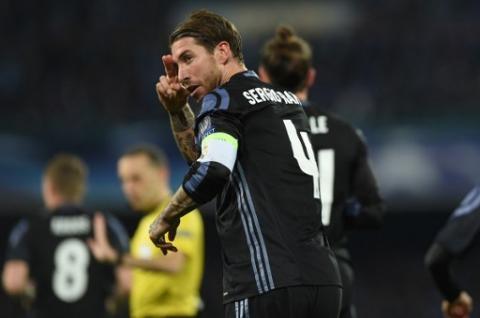 La inesperada respuesta de Ramos al saber que le quitaron el doblete