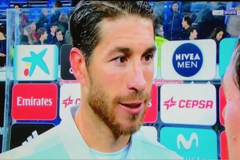 """Sergio Ramos: """"A Keylor hay que darle cariño"""""""