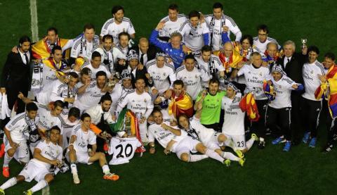 Solicitan a la Federación se le retiren cuatro títulos al Real Madrid