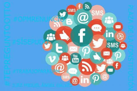 #YaNoTengoPresidente y #OPMrenunció, las tendencias en redes sociales