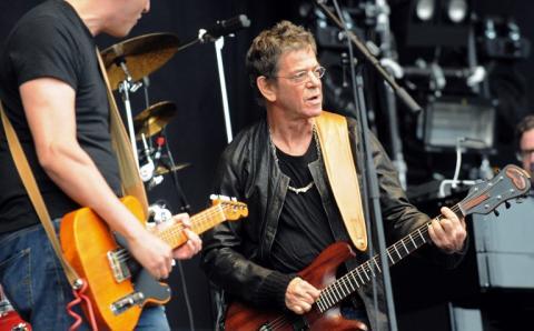 """Lou Reed murió justo un """"domingo por la mañana"""""""