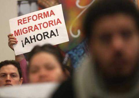 Obama espera aprobación de reforma migratoria antes del 2014