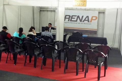PDH interpone amparo contra Renap y PGN