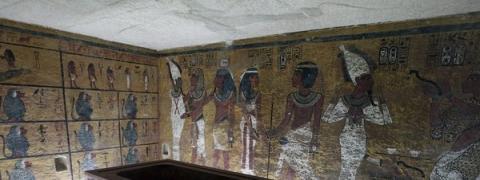 La muerte del faraón Tutankamón pudo ser ocasionada por un carruaje