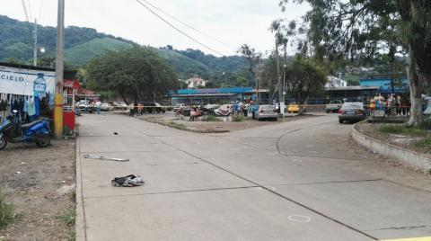 Delincuentes le disparan a guardias y rescatan a un reo en Cuilapa