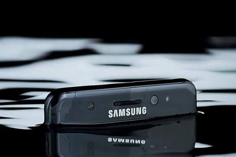 Samsung presenta su nuevo teléfono con una impresionante resistencia