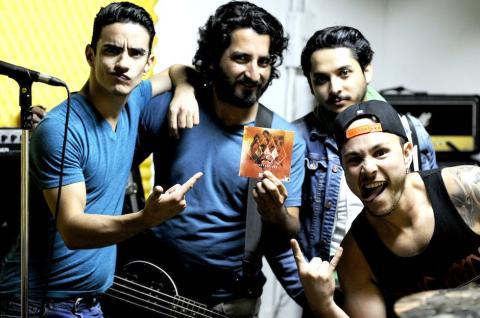 """Los Reyes Vagos presentan su segundo disco """"18 Días"""""""