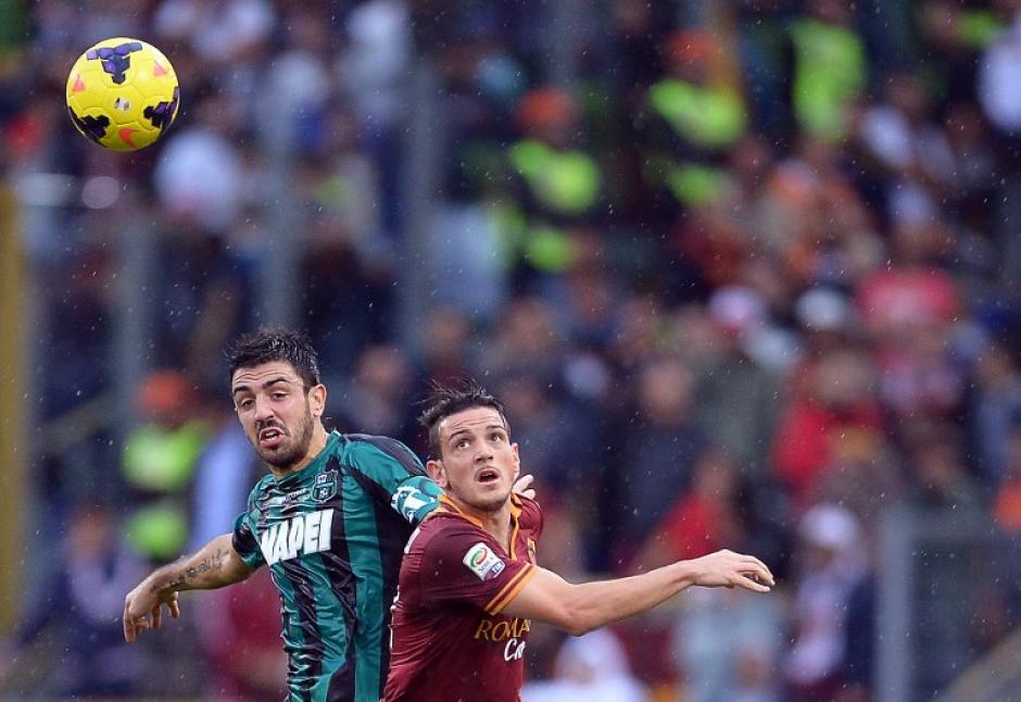 La Roma deja escapar la victoria al minuto 94