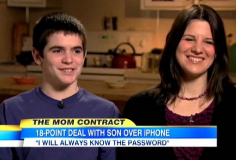 18 reglas que pueden servirte si piensas regalarle a tu hijo un smartphone