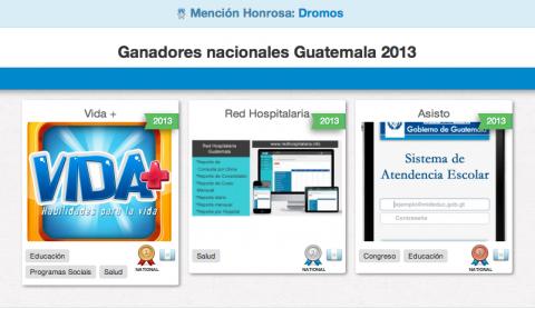 Aplicación educativa guatemalteca se clasifica para concurso regional