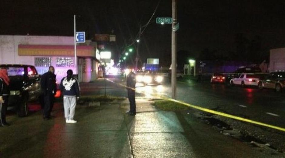 Tiroteo en Detroit deja dos muertos y siete heridos