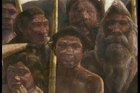 Hallan el ADN más antiguo en un fémur de hace 400 mil años