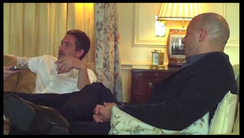 Vin Diesel comparte en facebook videos inéditos junto a Paul Walker