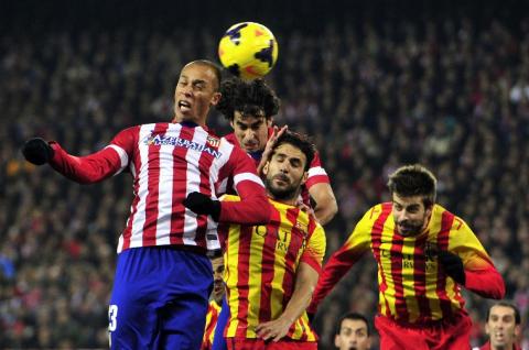 El Barcelona, casi cuatro años sin perder con el Atlético