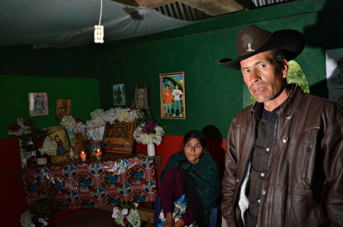 Muerte de niño migrante revela el drama de su familia en Huehuetenango