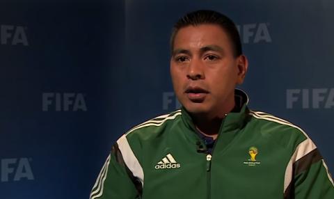 El guatemalteco Walter López dirigirá la final del Mundial de Clubes