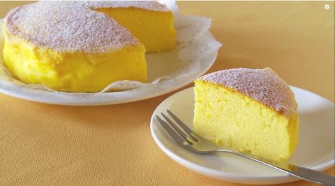 Fácil y rápida, una receta de tres ingredientes para hacer un pastel