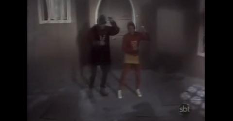 ¿Plagio? Descubren que Chespirito inventó los pasos del Gangnam Style