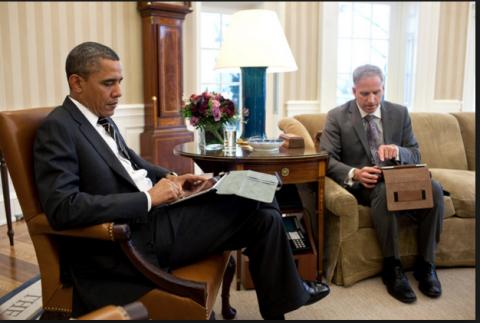 Time estrena portal para mujeres donde Obama escribe un artículo