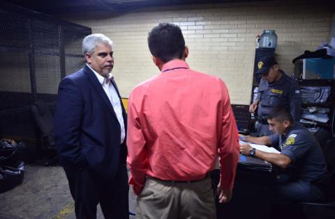 Frank Trujillo es enviado a prisión por caso de Aceros de Guatemala