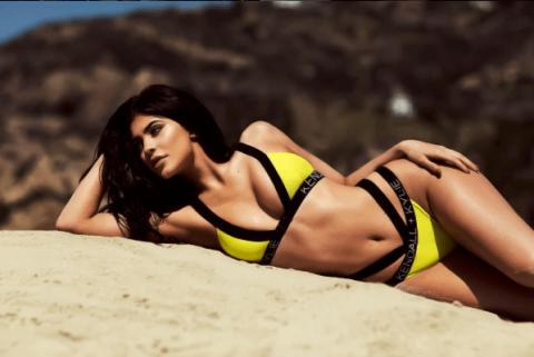 """El atrevido """"short"""" de Kylie Jenner que enloquece a sus seguidores"""