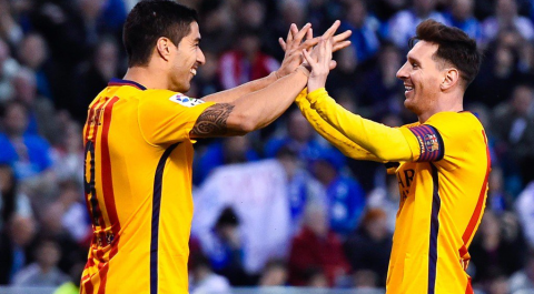 "Luis Suárez: ""Messi cambiará de opinión, era un momento difícil"""