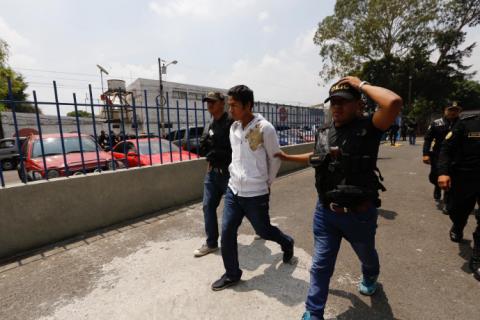 """¿Qué pasó con los extorsionistas detenidos en el """"Rescate del Sur""""?"""