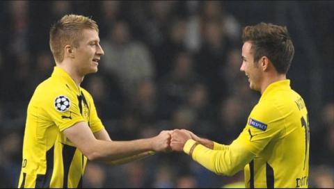 Mario Götze vuelve al Dortmund, donde fue figura y después traidor
