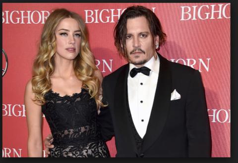 Amber Heard retiró cargos contra Depp por una millonaria cifra