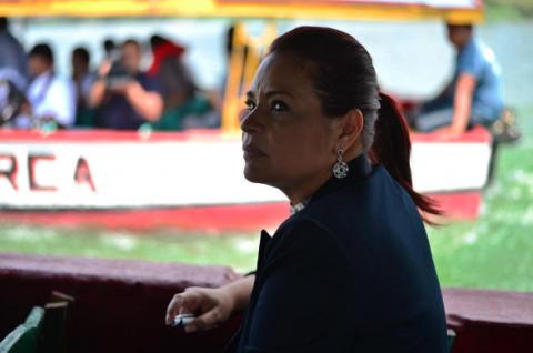 Caso Lago de Amatitlán: Rina Sanchinelli testificará contra Baldetti