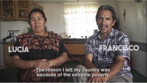 Guatemaltecos muestran cómo cultivan su comida nativa en Colorado