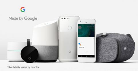 Google presenta el dispositivo Pixel y lanza varios productos propios