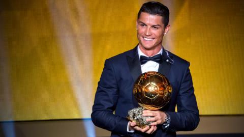 Aseguran que Cristiano Ronaldo ya sabe que él ganará el Balón de Oro