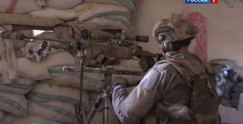 Así operan las fuerzas especiales rusas en Siria