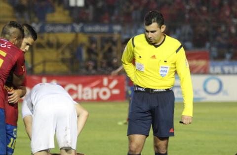 Mario Escobar dirigirá la final de vuelta entre rojos y antigüeños