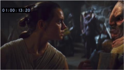"""Disney censuró una escena de Chewbacca en """"Star Wars VII"""""""