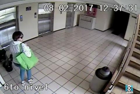Video: Así fue el intento de fuga de Blanca Stalling