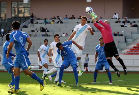 UNCAF decidirá el miércoles la sede de la Copa Centroamericana