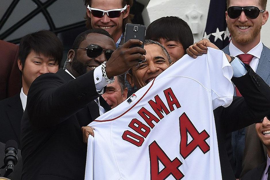 """""""Selfie"""" de Obama provoca molestias en la Casa Blanca"""