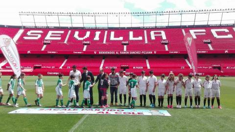 Las semifinales reciben a un heroico Liverpool y a un agónico Sevilla
