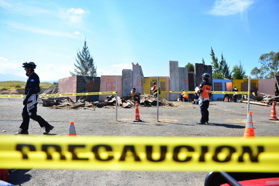 El próximo simulacro de terremoto se hará sin previo aviso