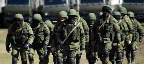 Reenvían a base a soldados rusos que no quisieron combatir en Siria