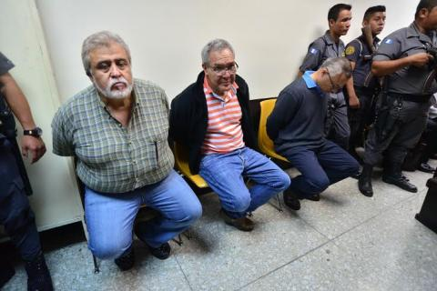 """Ligan a proceso a miembros del """"Bufete de la Impunidad"""" por cohecho"""