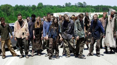 Anuncian nueva temporada de la serie The Walking Dead