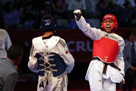 Día 1 en Veracruz: Tres medallas de plata y un bronce para Guatemala