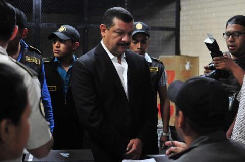 Tono Coro es enviado al Mariscal Zavala por el caso El Cambray II