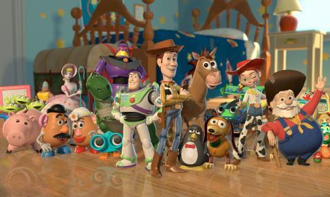 """¡Al infinito y más allá! """"Toy Story"""" cumple 20 años"""
